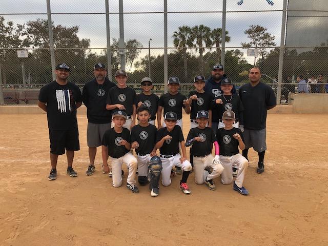 Southern California Amateur Atheletic Union Baseball